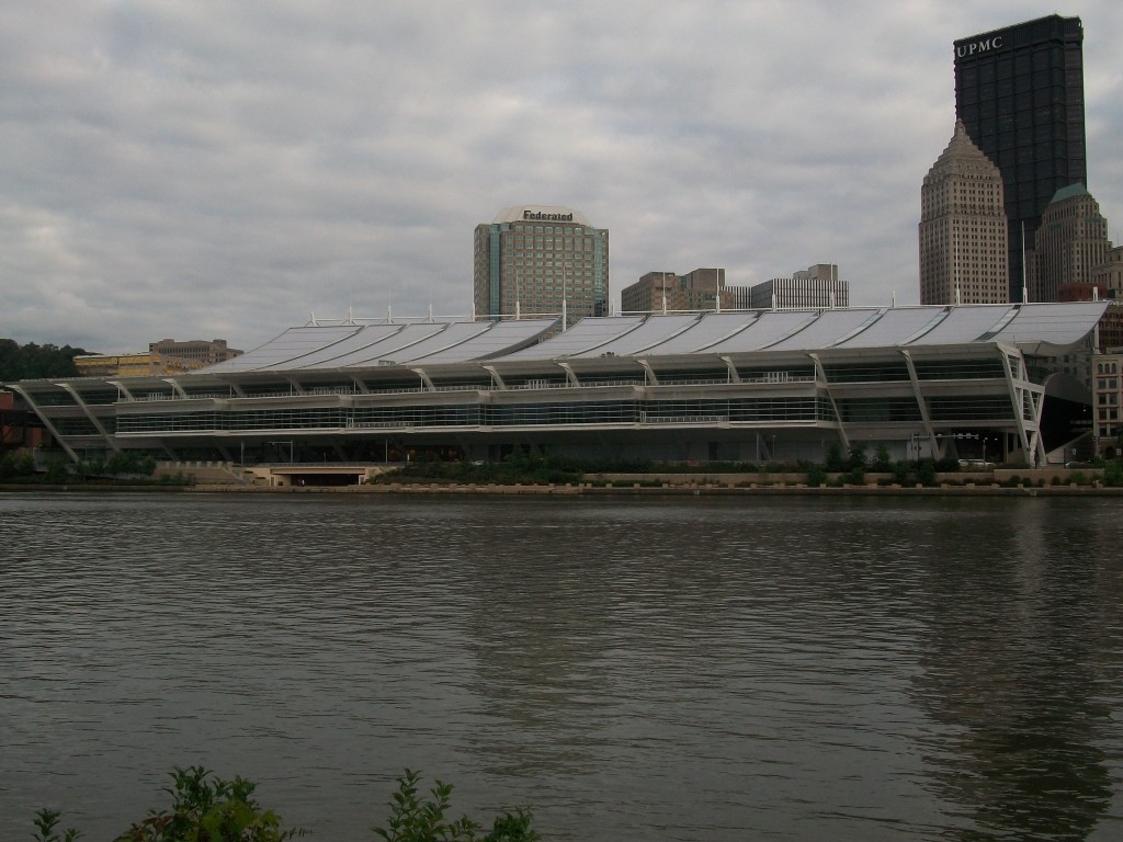 David L Lawrence Convention Center, Pittsburgh