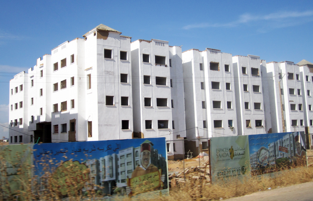 Affordable apartments - Fes Saiss new urban center, Morocco