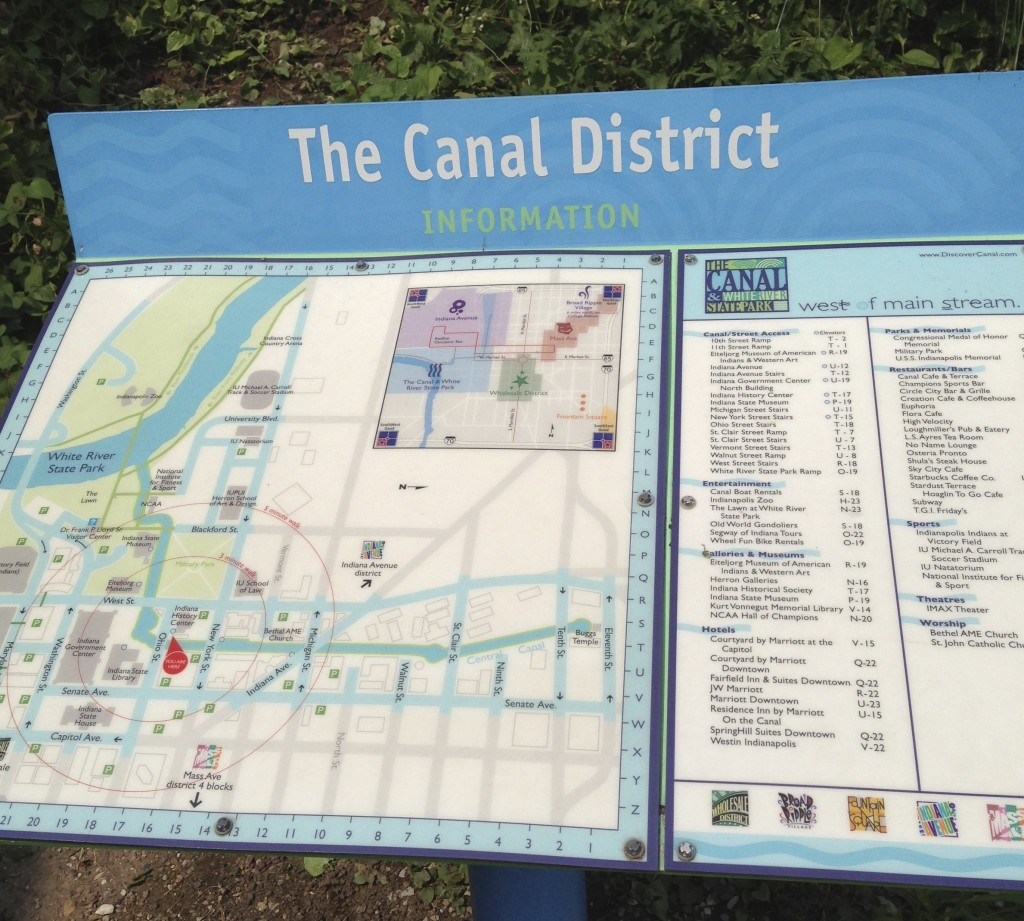 Canal District