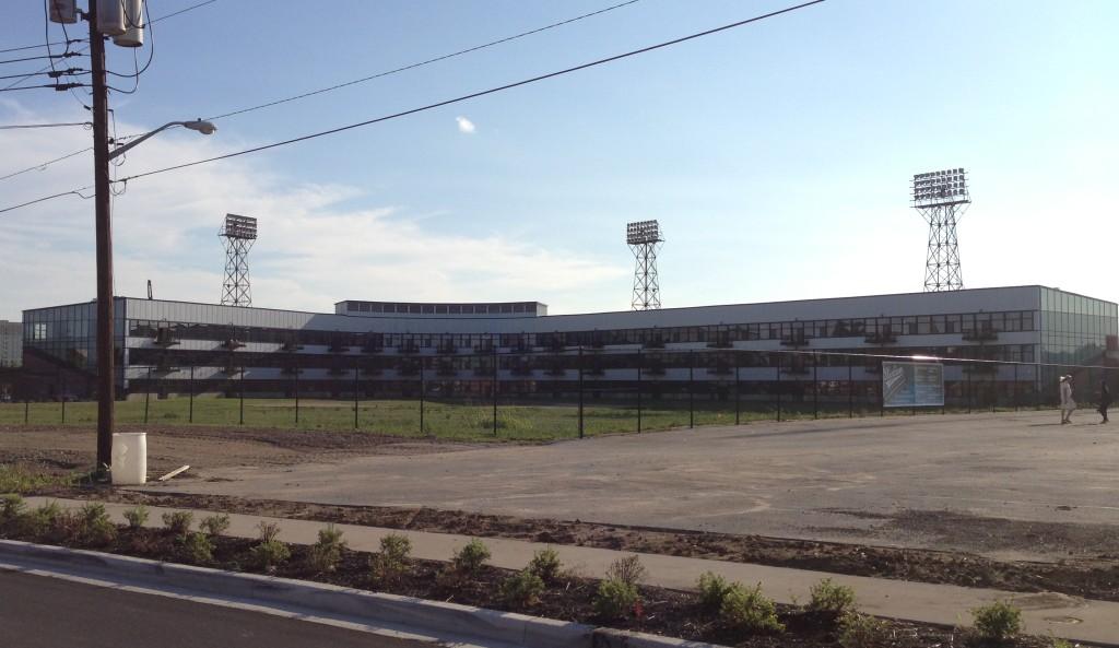 Bush Stadium, Indianapolis