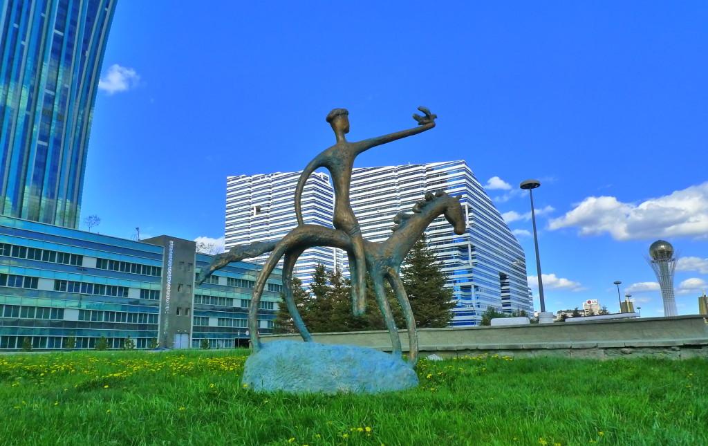 Astana Awaits Expo 2017 Visitors