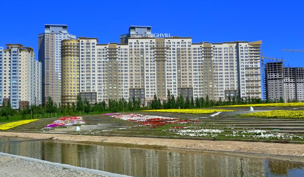 Highvill, Astana, Kazakhstan