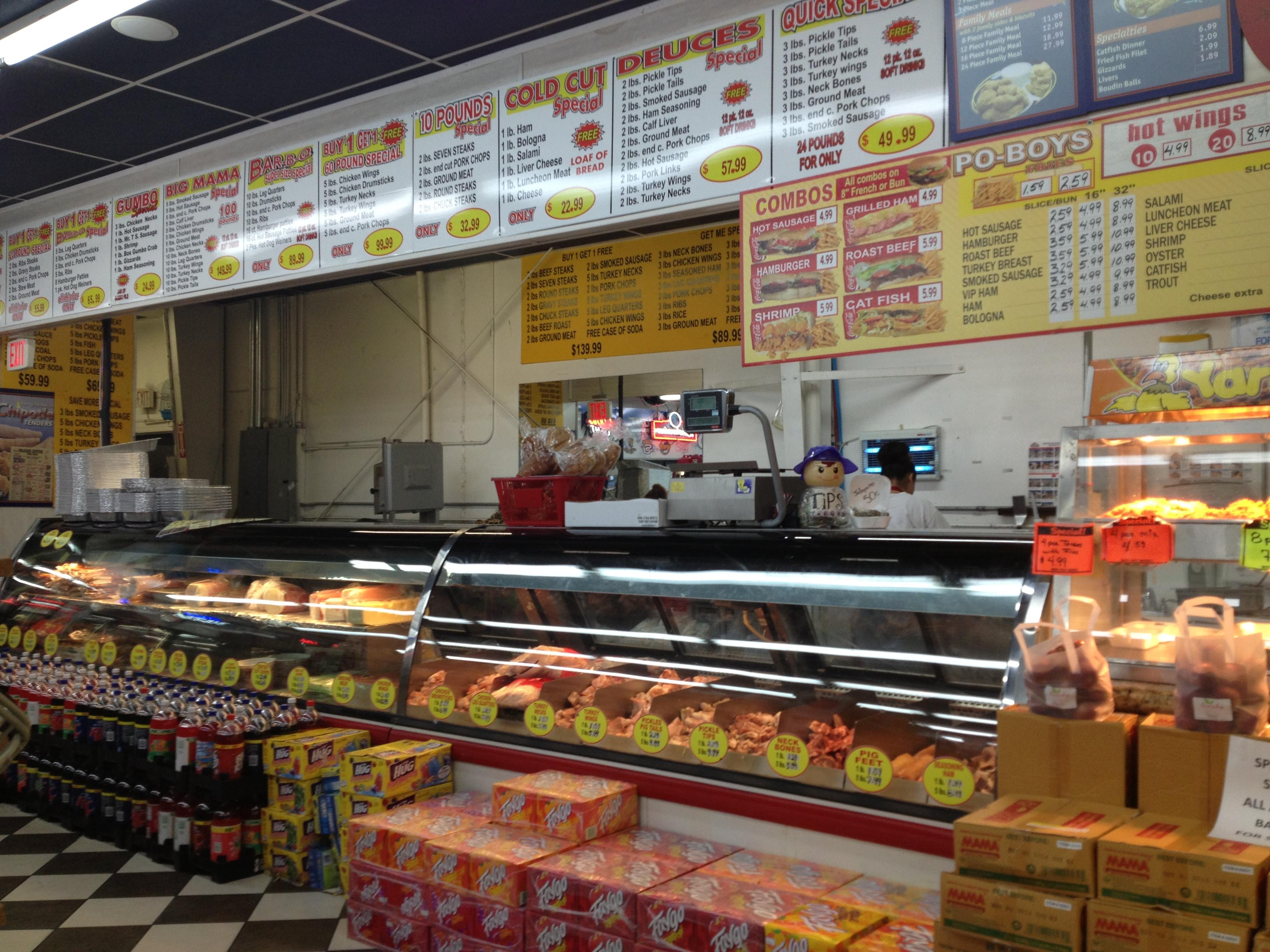 New Orleans Fresh Food Retailer Initiative