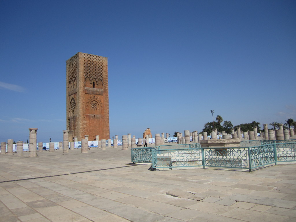 Hassan Mosque, Morocco