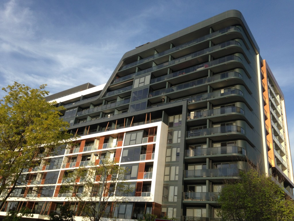 Multi Storey mix use developments have become popular with developers, Melbourne