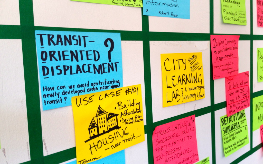 OpenPlan Planning Camp, Laney College, Oakland, CA