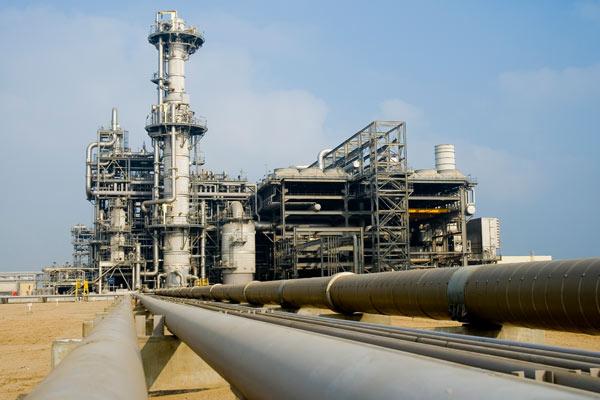 Bates Natural Gas Plant, Texas