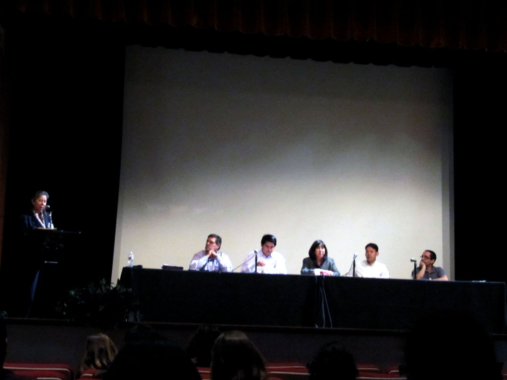 Sustainable Alliance Panel, Alliance for Community Development, Bay Area Capital Connections Conference VI, Oakland, CA