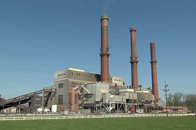 Natural Gas Plant, Indiana
