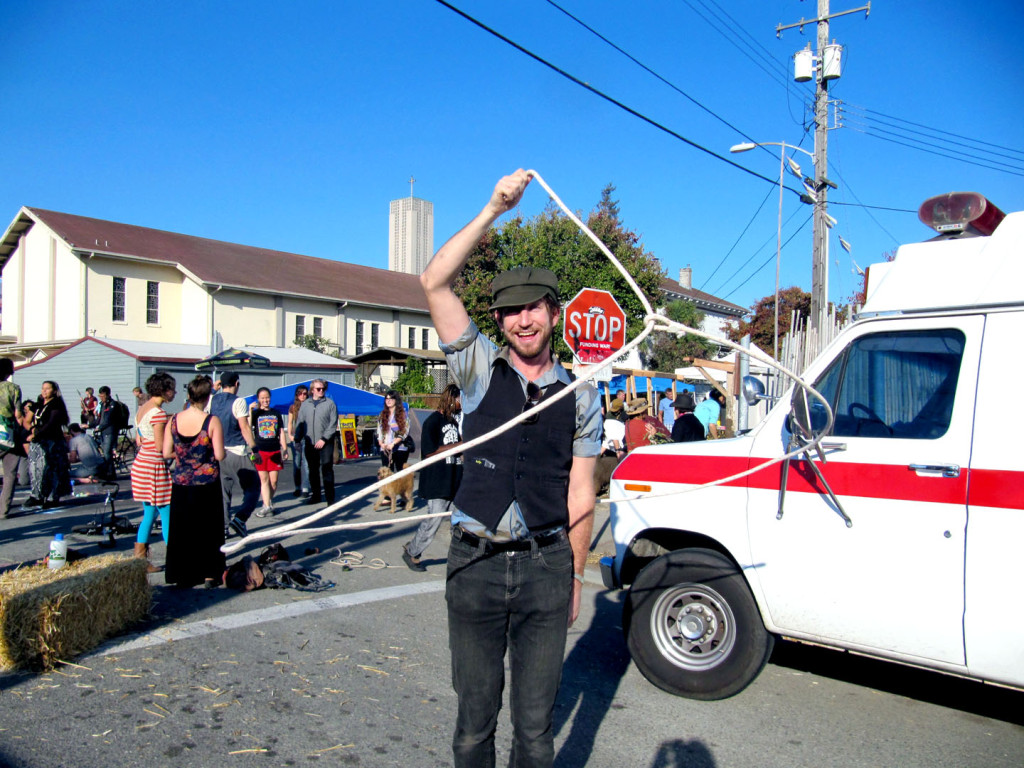 Place-Making Events in Oakland, Ca