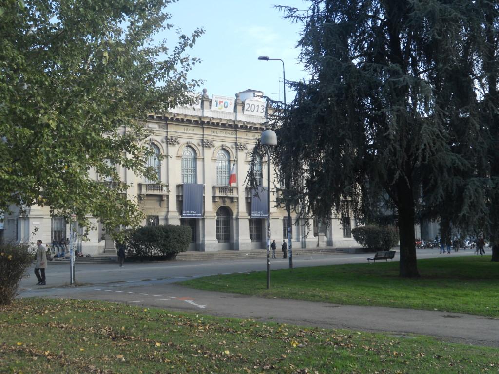 Leonardo Campus, Politecnico di Milano, Milan, Italy