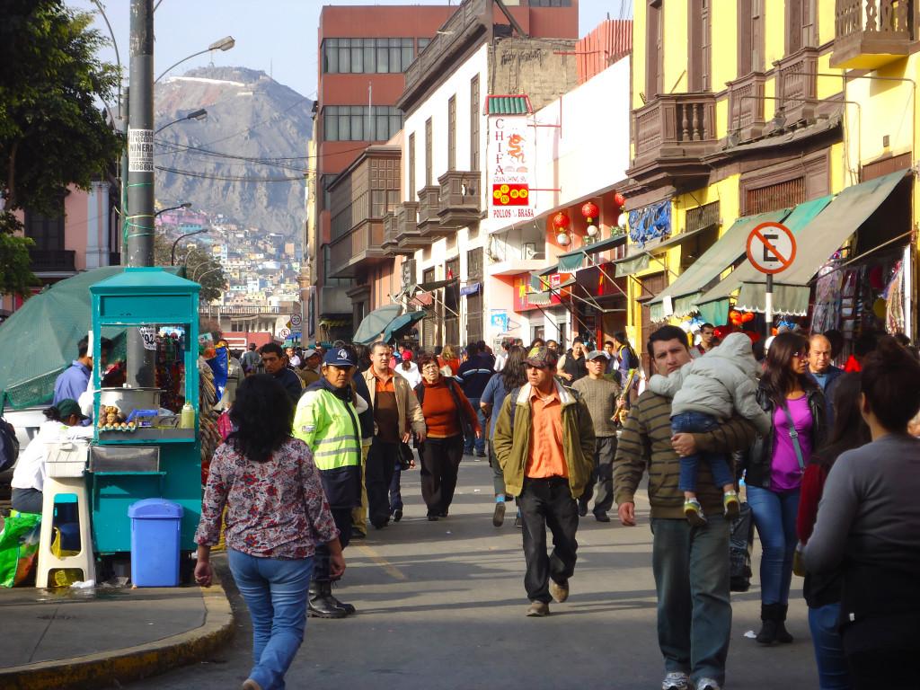 Central Market, Lima, Peru