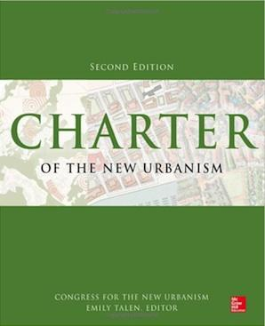 Charter of The New Urbanism Second Edition Book Cover