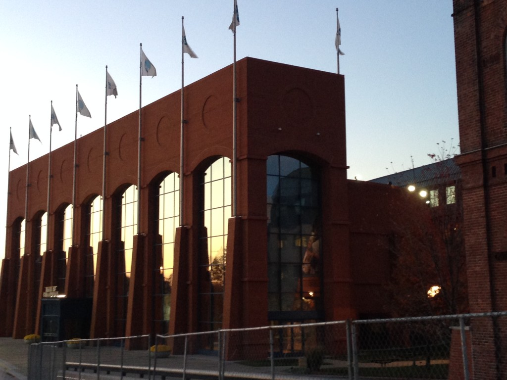 NCAA Hall of Champions, Indianapolis