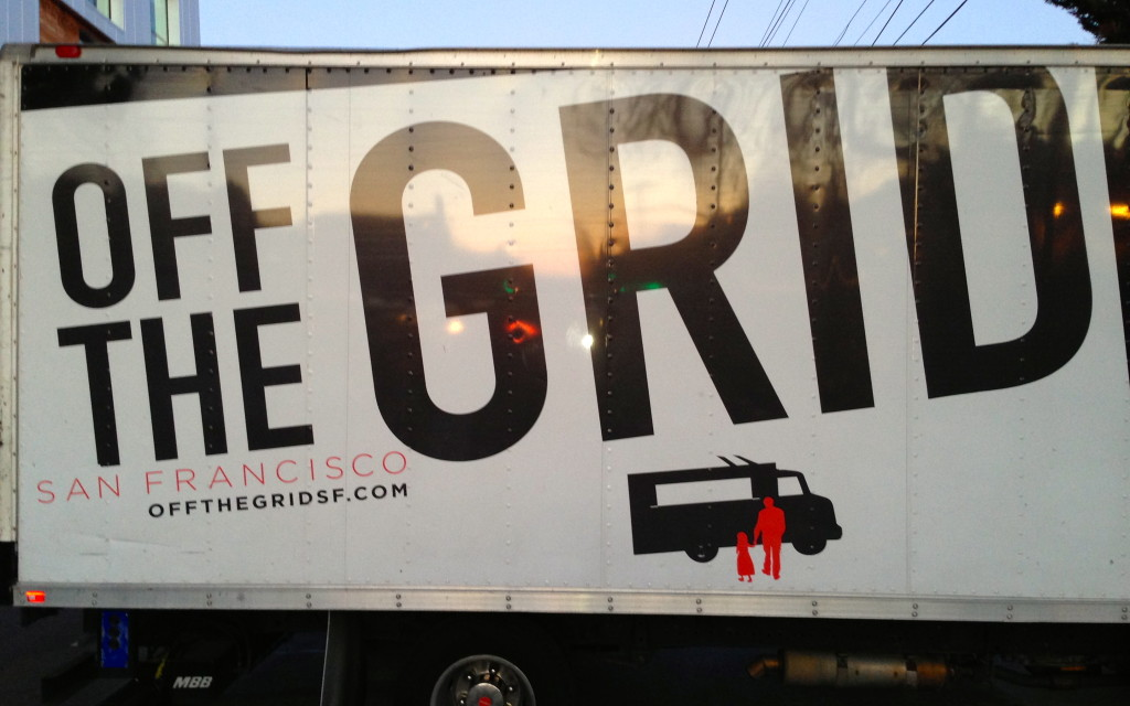 Off The Grid Truck, San Francisco