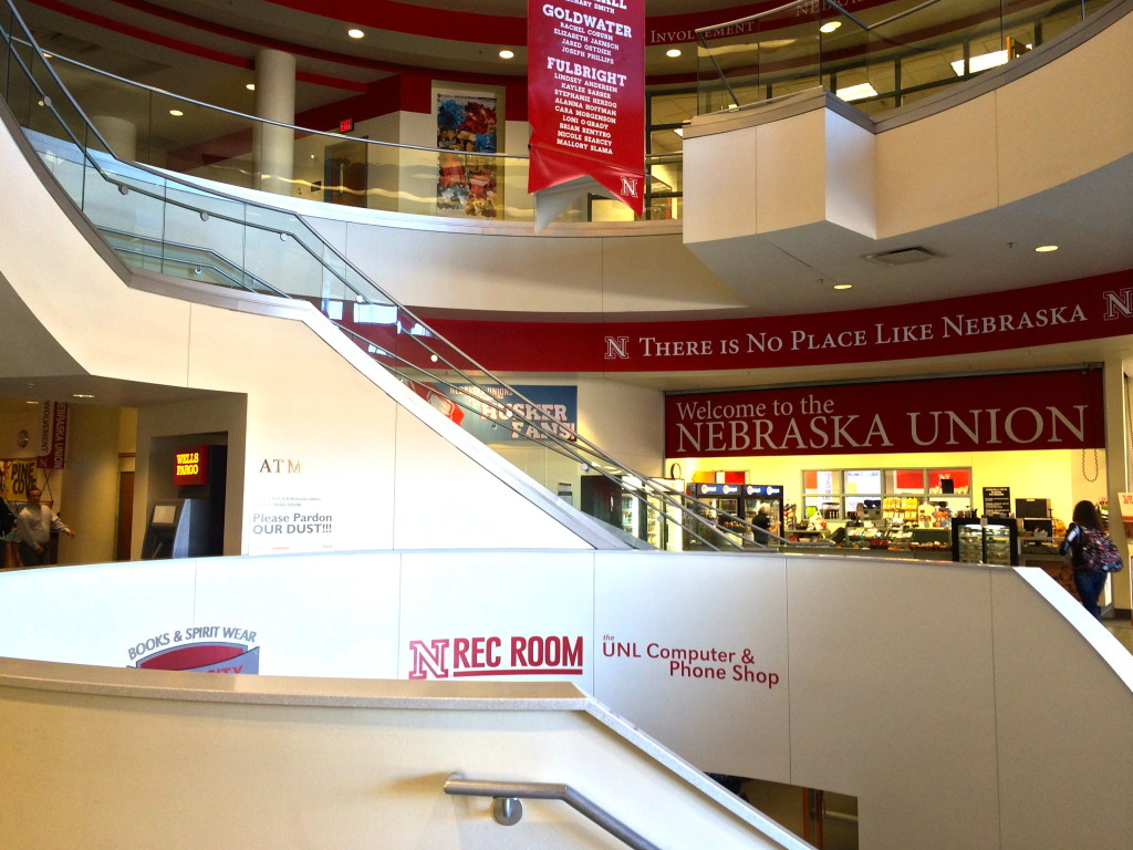 University of Nebraska -  Lincoln Union in Lincoln, Nebraska