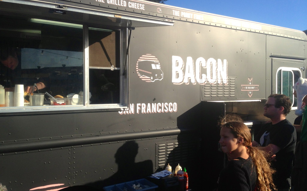Bacon Bacon, San Francisco, Off the Grid