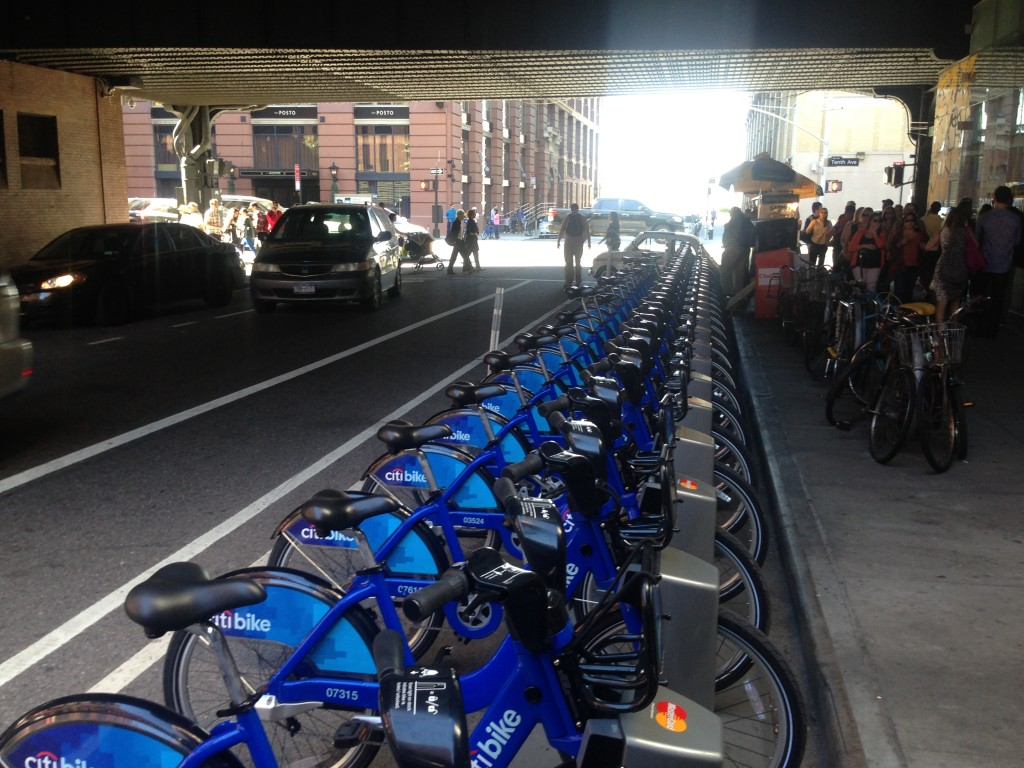 Bike Share Citibike