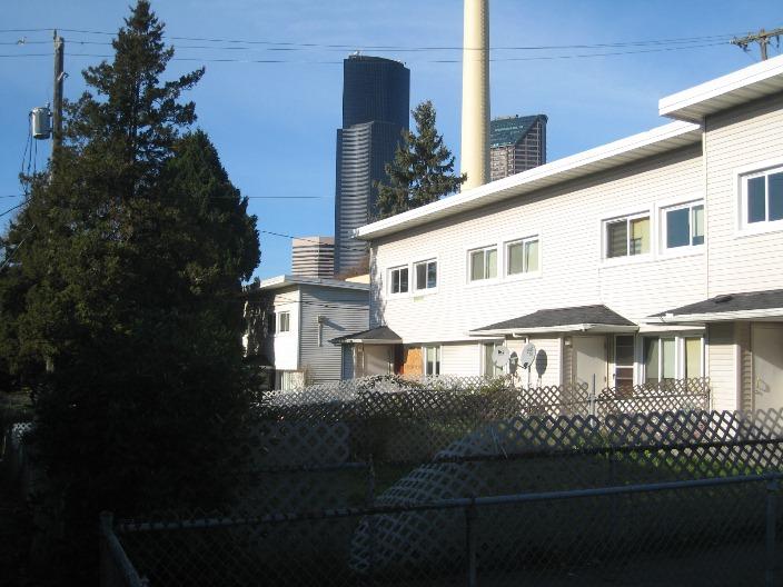 Housing near Seattle Downtown Yesler Terrace