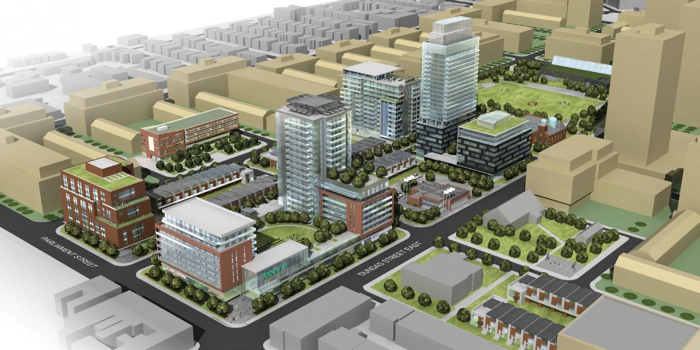 Regent Park Revitalization Design Plan, Toronto