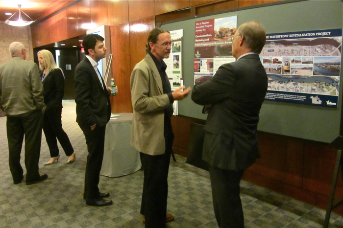 Canadian Brownfields Conference Attendees, Toronto