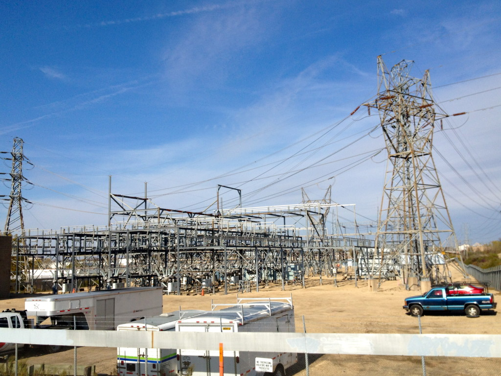 Xcel Energy Distribution Plant on Hennipen Ave in SE Minneapolis