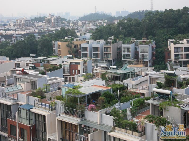 Rooftop Gardens in Guangzhou