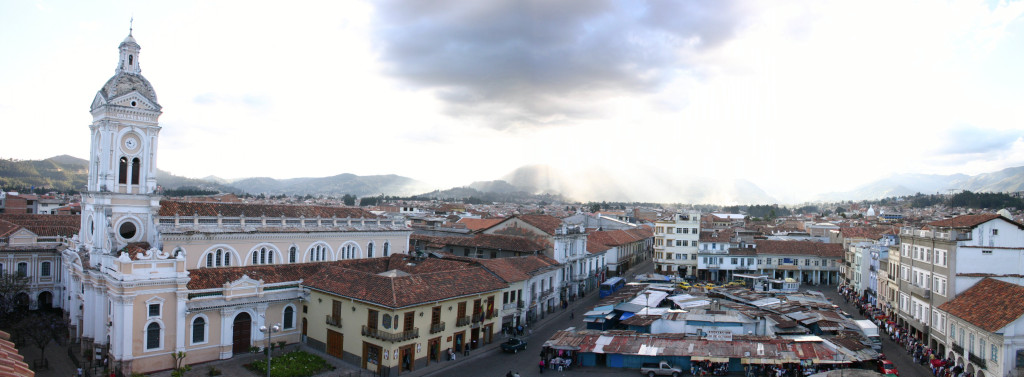 Cuenca is a highly recommended city to visit for any urbanist, Colombia Steven Petsinis