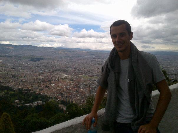 Bogota, April 2012 Steven Petsinis