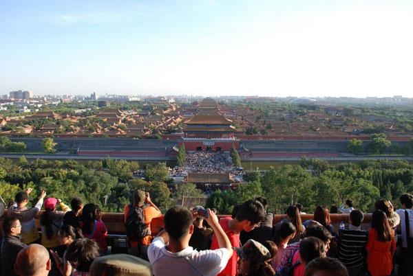 Tourism Planning Beijing, China