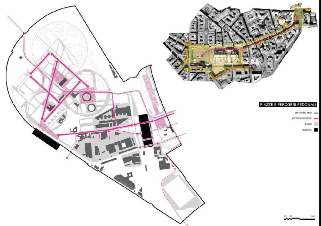 2008 Bovisa Master Plan, Milan, Italy
