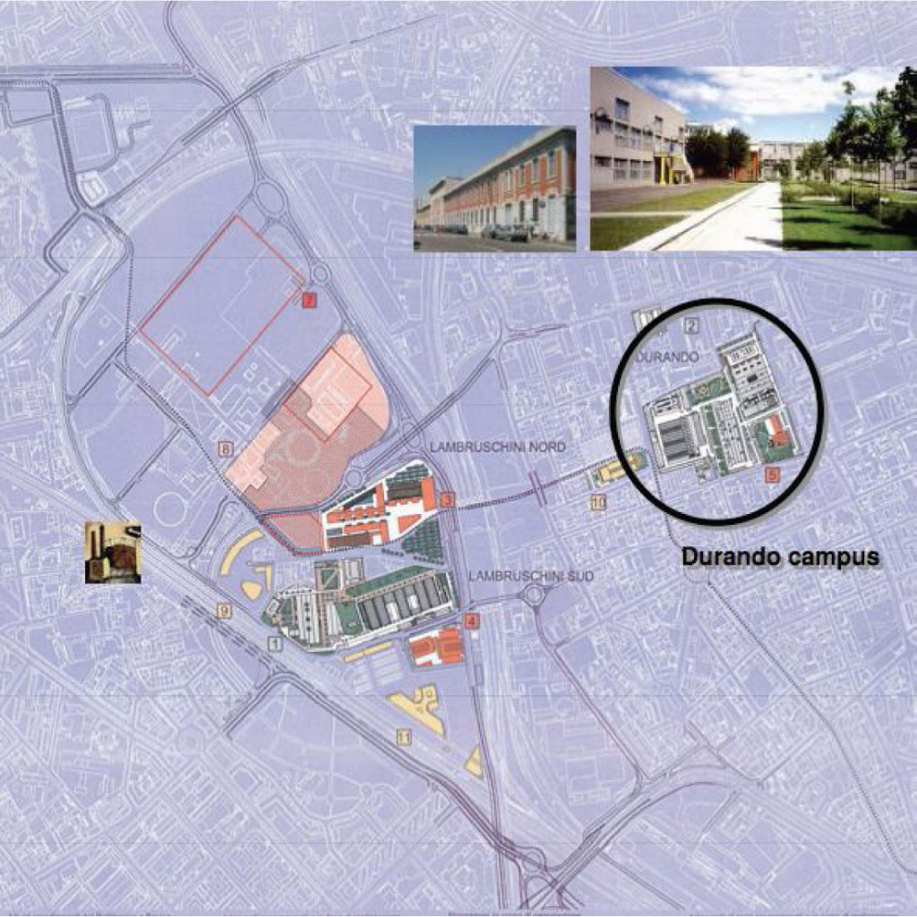 1994 Bovisa Project, Milan, Italy