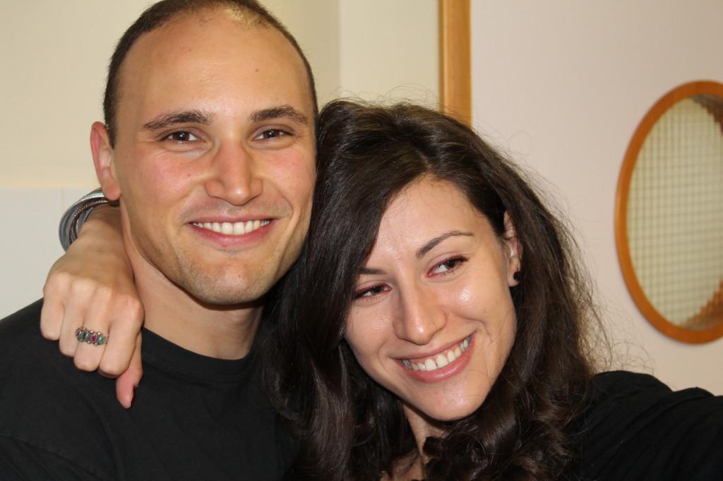 Milan`s Blogging Team: Maxwell Vidaver and Alexandra Serbana