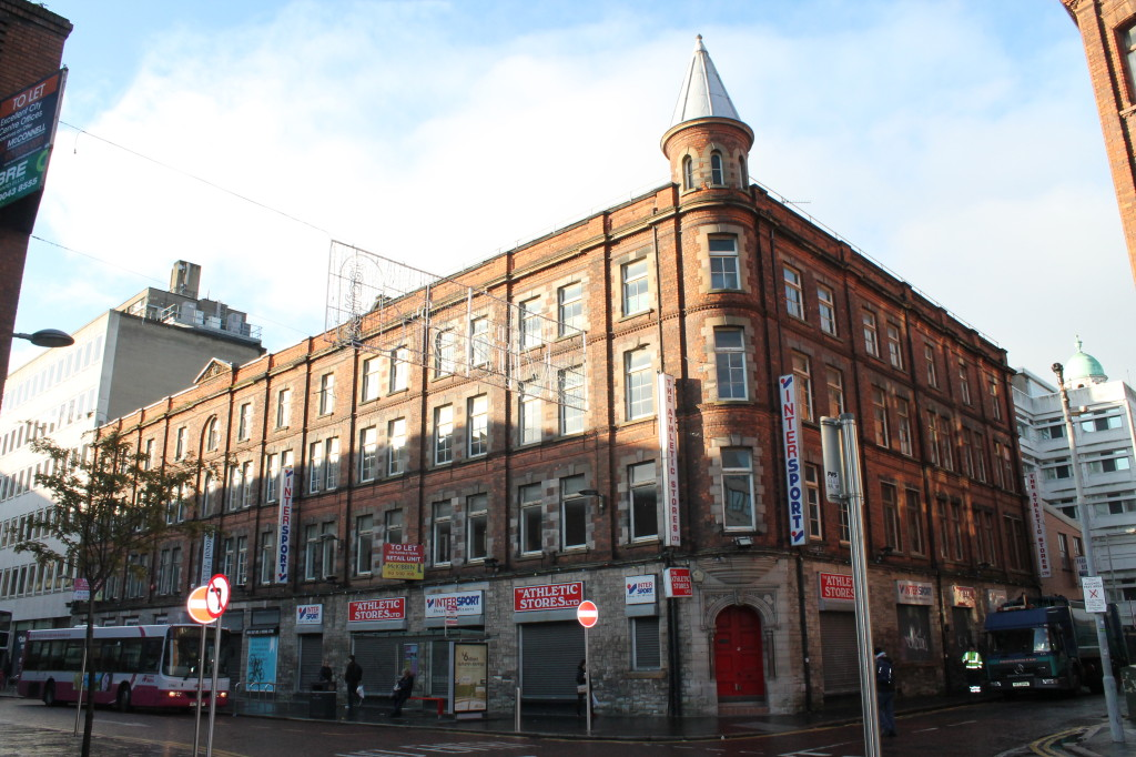 Haymarket Building, Listed B1