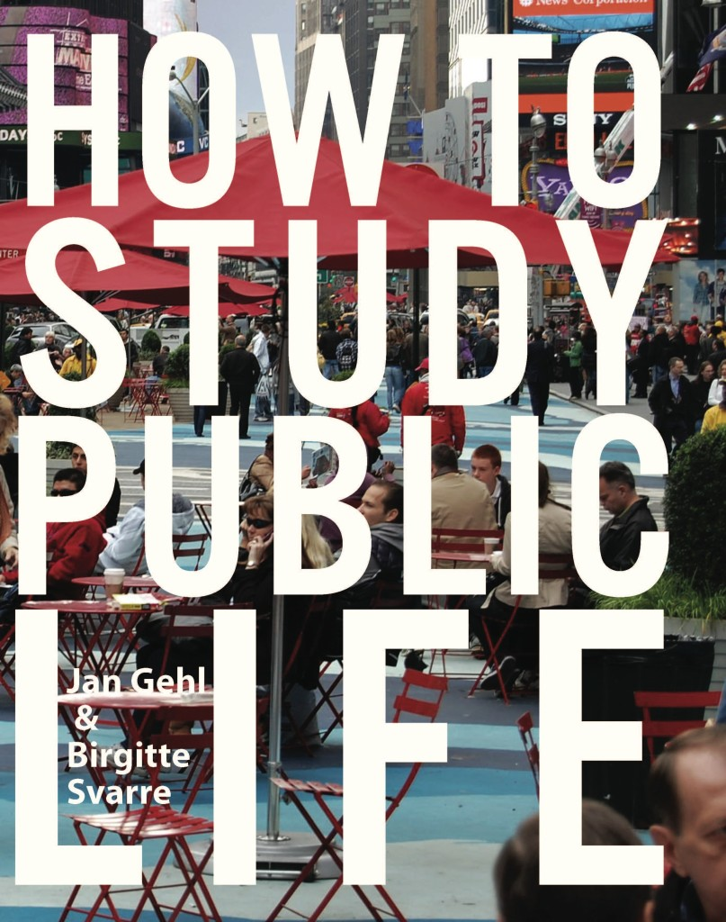 How to Study Public Life, book cover