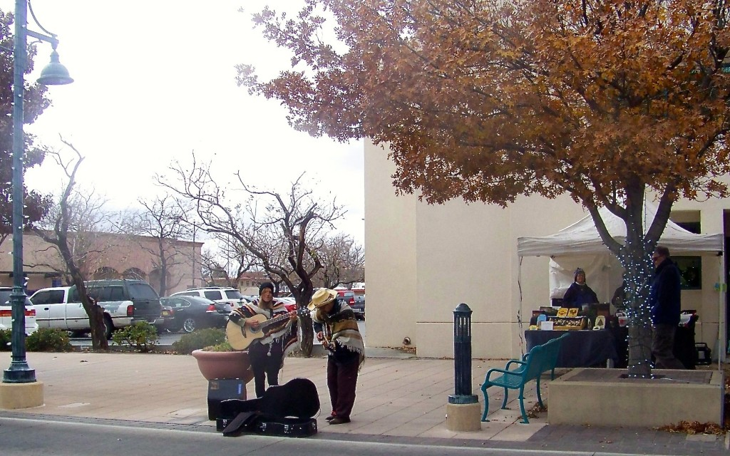 Buskers in Tempe, Arizona