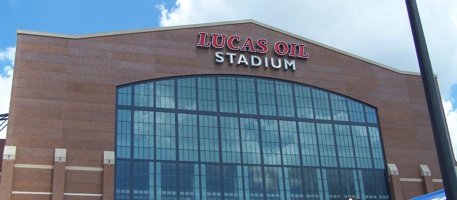 Lucas Oil Stadium, Indianapolis, Indiana