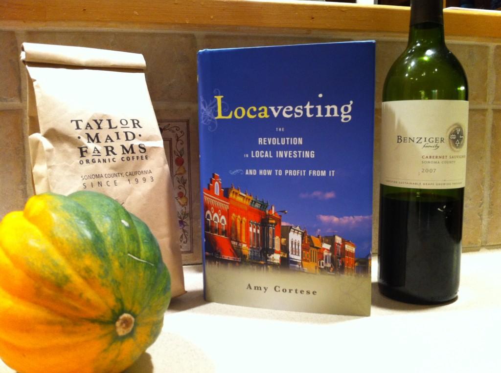 Locavesting Cover