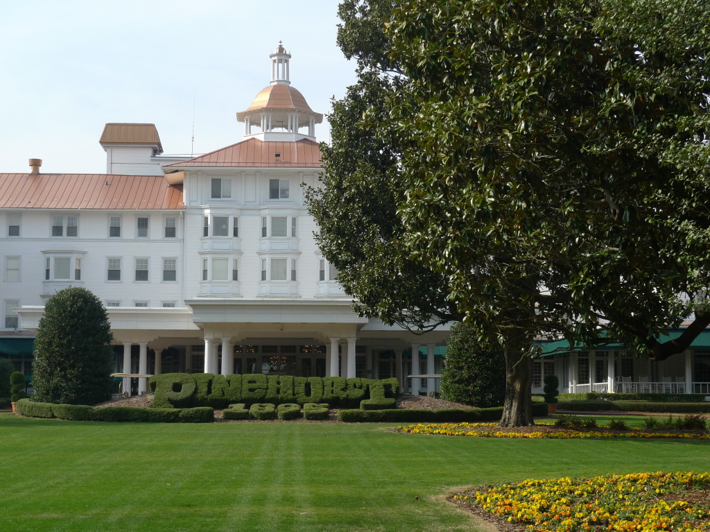 The Carolina Hotel in Pinehurst, NC