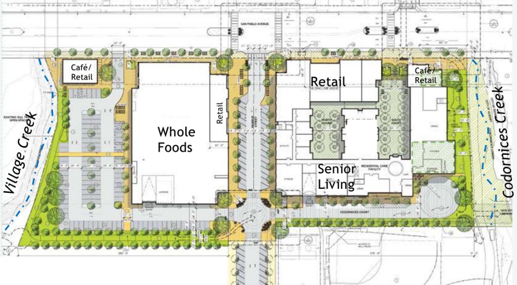 University Village Development Plans in Albany, Ca.