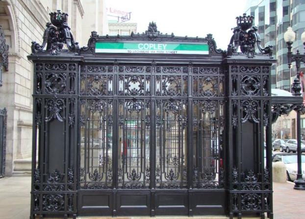 Copley Square Control House