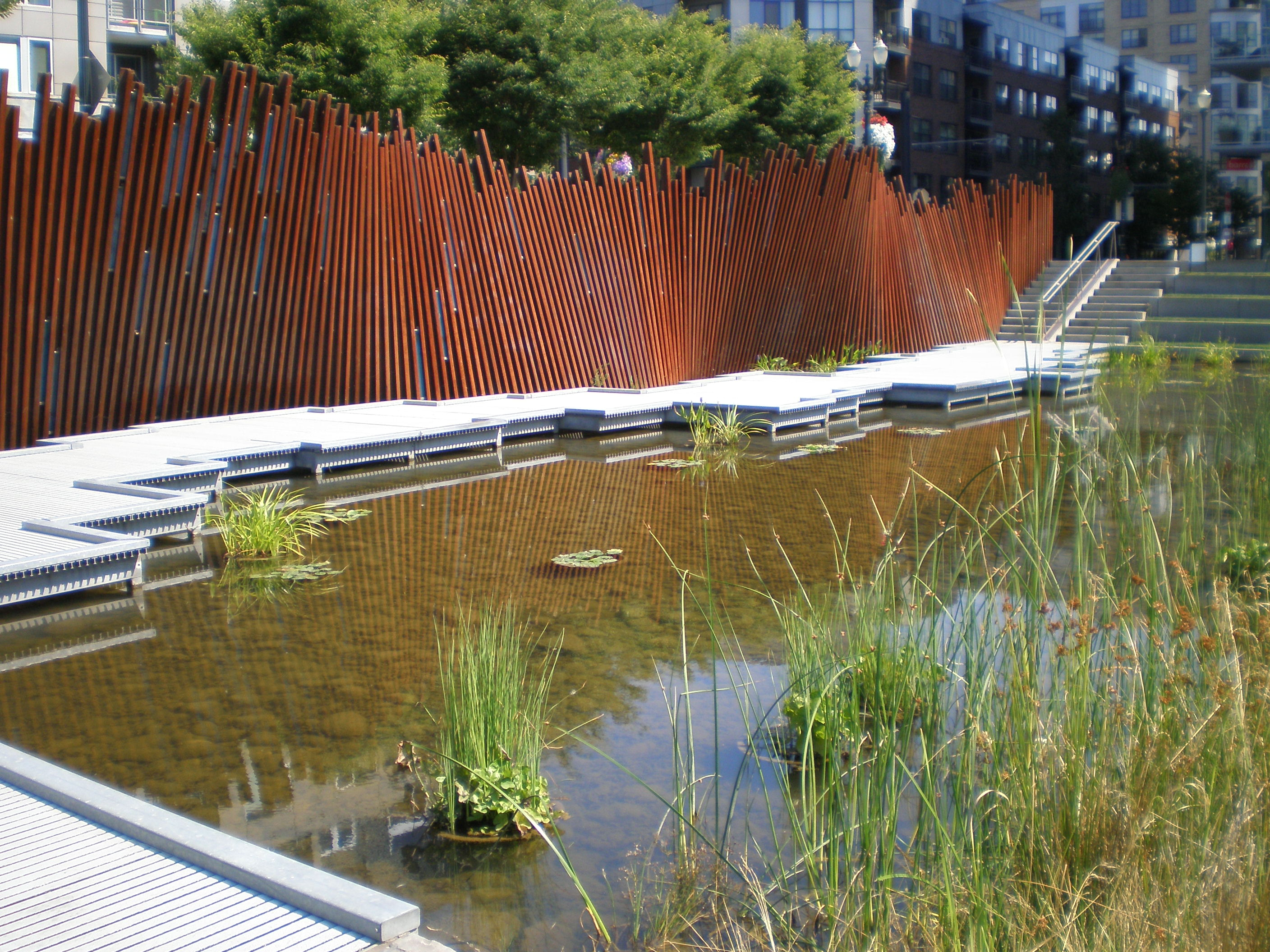 """""""Recent Waterscapes: Planning, Building, and Designing with Water"""""""