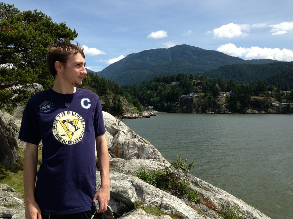 Greg Shermeto, Vancouver
