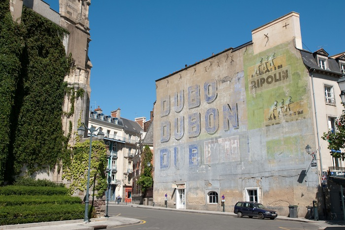A building in Rennes, France.