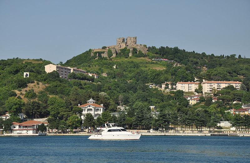 Anadolu Kavağı, Beykoz district of Istanbul