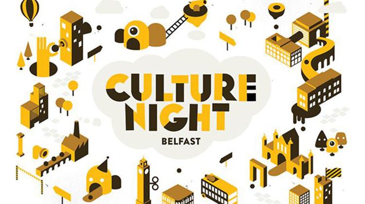 2013 Culture Night Logo Belfast