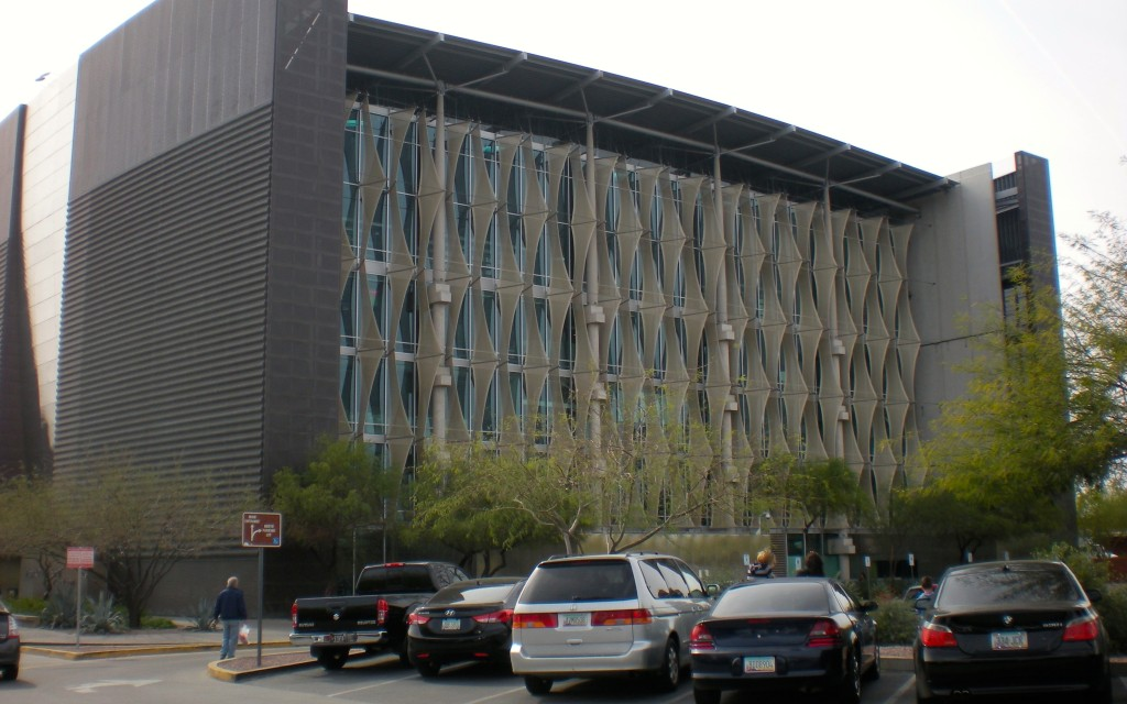 Burton Barr Central Library, Phoenix, Arizona