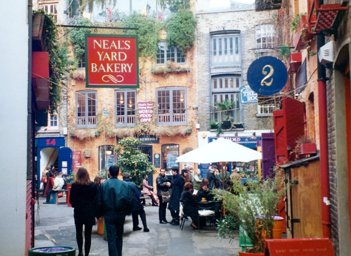 London's Covent Garden