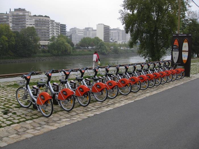 Evidence of Nantes' efforts towards sustainability