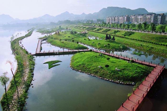Ningbo Zhenhai Eco-Park